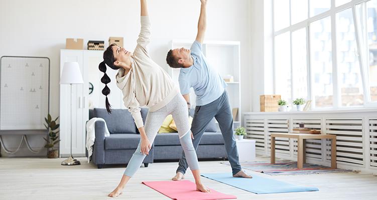 Evde Hareketliliği Artirmak Için Yapilabilecek Egzersizler